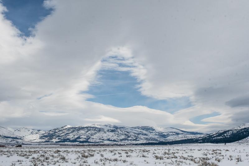 Sierra Valley Landscape