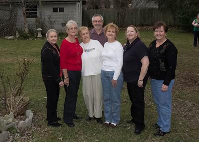 Granny Bartley's Christmas 2012