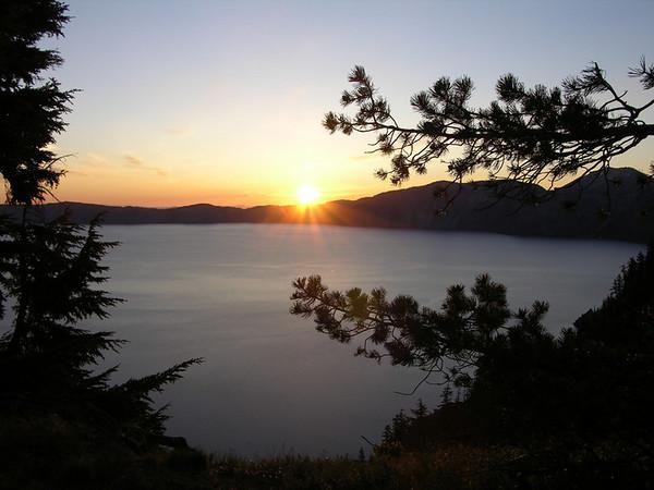 Crater Lake, June 2007