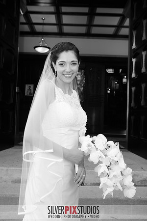 Bride and Groom Formal Photos
