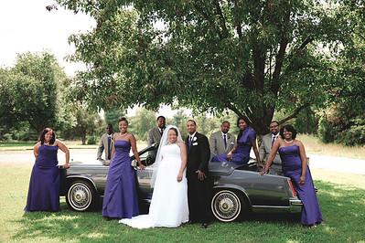 Ragland-Wallace Wedding