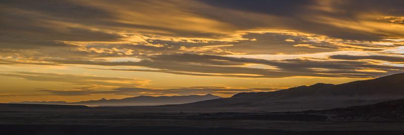 Northern Utah Sunset