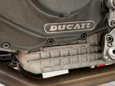 Ducati 916 SPA (CB) on IMA