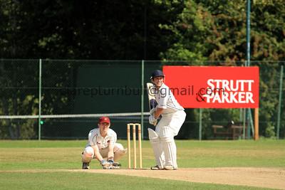 Horsham 1st XI v Preston Nomads 1st XI 27 08 11
