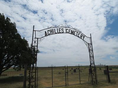 Achilles, Kansas