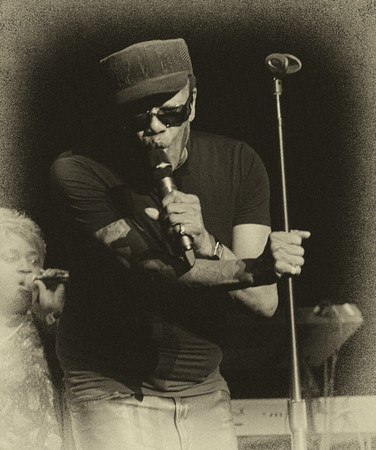 Bobby Womack 131206 (Saban Theatre)