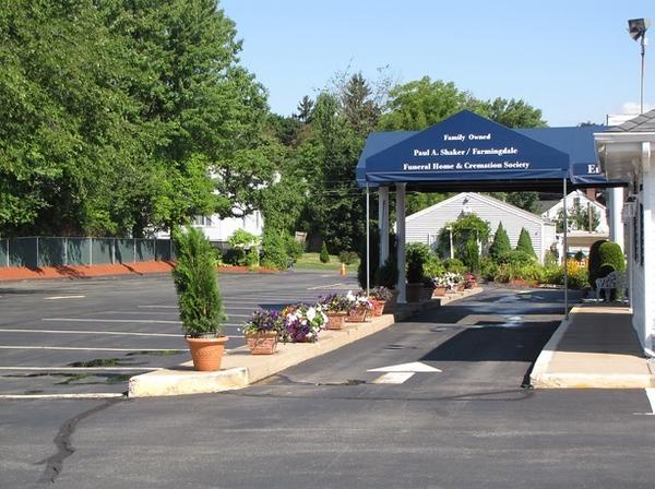Paul Shaker parking plaza