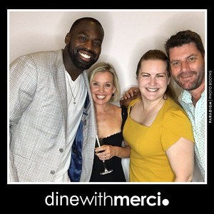 September 19, 2019 - Dine With Merci