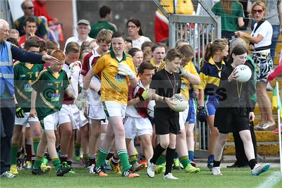 Half-Time Mini Games Navan 2015