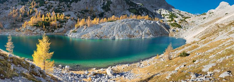 Valle dei sette Laghi - Parco nazionale del Triglav