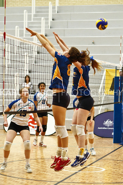 WAVL 2011 - Elim Final UTSSU vs Canberra Heat