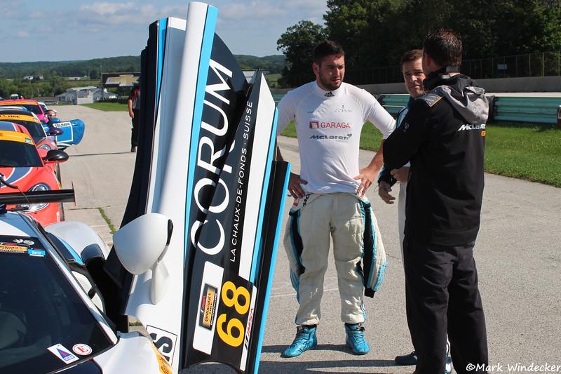 GS Motorsports In Action McLaren GT4