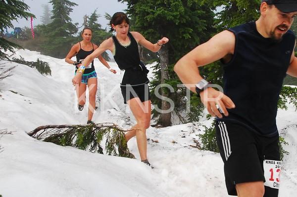 July 9, 2011 - Knee Knackering in the snow