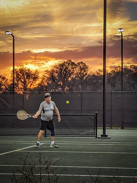 3-Bill Tennis