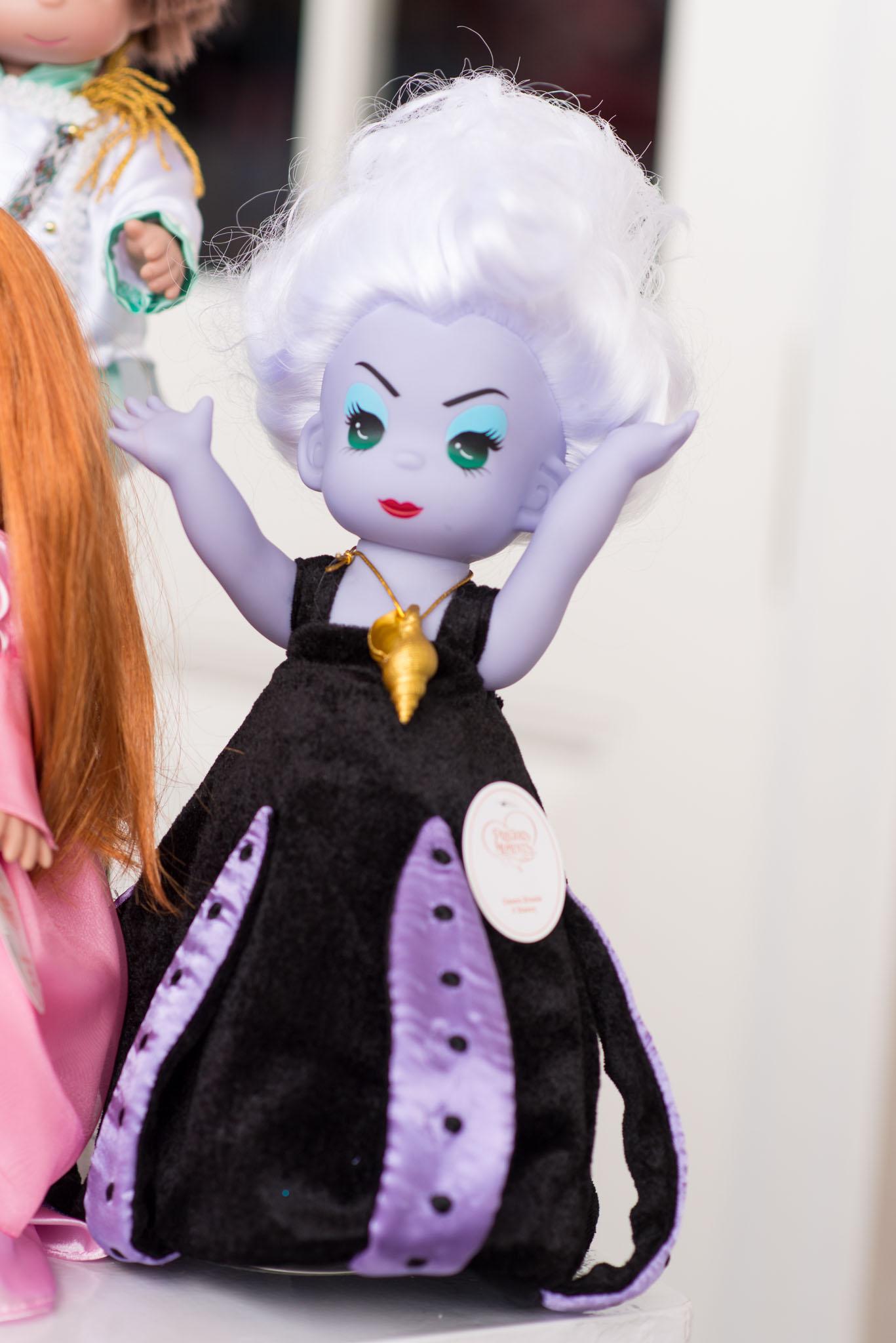Precious Moments Disney Doll Collection - Ursula - Epcot Flower & Garden Festival 2016