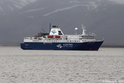 9-13 Jul 2019 Svalbard - Spitsbergen