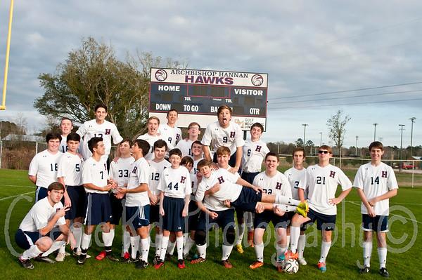 Hannan Boys Soccer