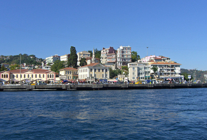 31-Bebek, Bosphorus waterfront community