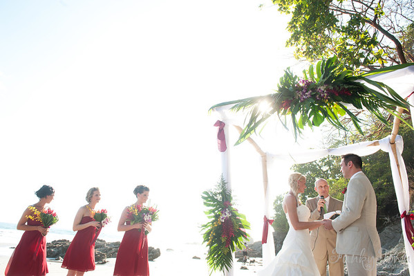 Ceremony and Group Portraits