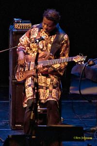 Omar Sosa Quartet Photos - Zellerbach Theater Philadelphia