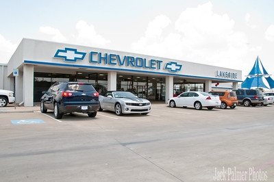 'LAKESIDE' CHEVROLET --- ROCKWALL, TX
