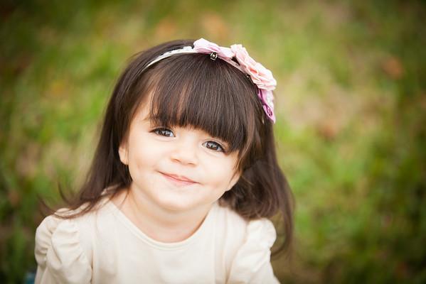 Zoe ~ 2 Years Old