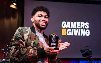 Gamers For Giving 2019 (March)