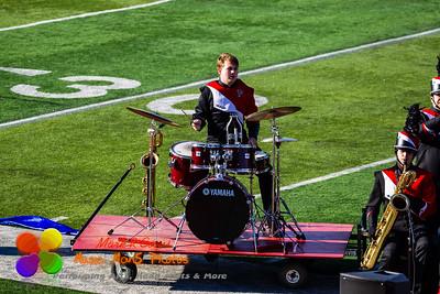 11. Danville  Band of Vikings