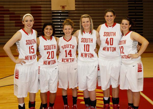 SNHS Girls Basketball 2013-2014
