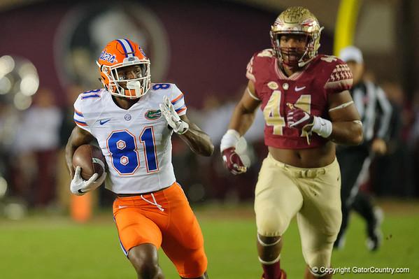 Game Gallery - Florida Gators at Florida State Seminoles  11-26-2016