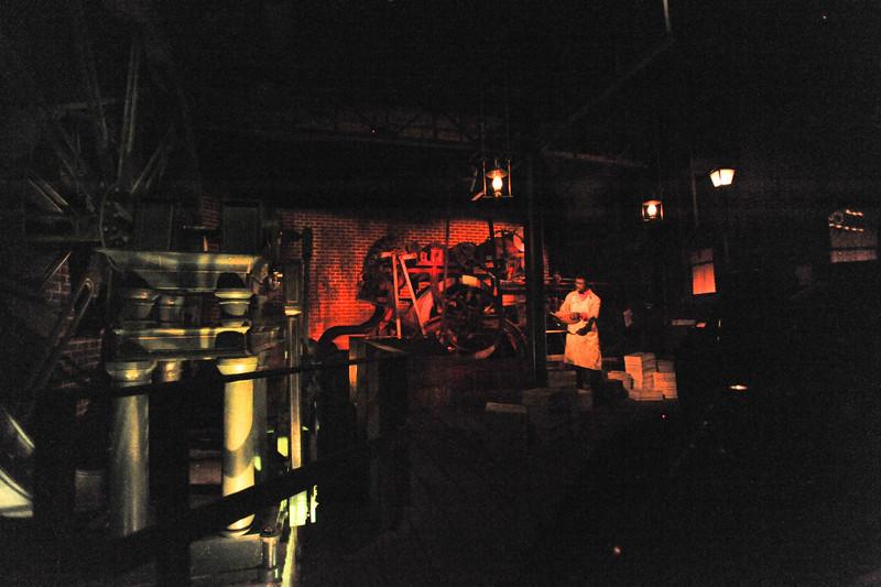 Steam Press, Spaceship Earth