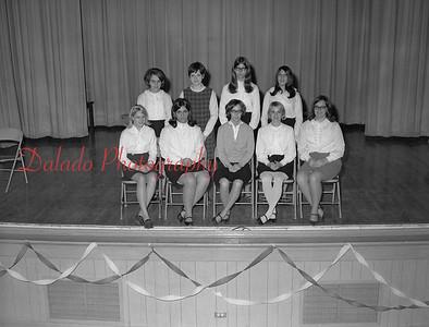 Shamokin Area High School 1968-69