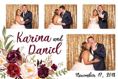 Karina and Daniel - The Springs Magnolia - 11.17.2018