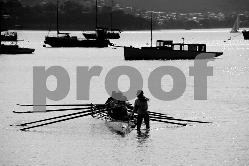 Hobart rowers bw 1.JPG