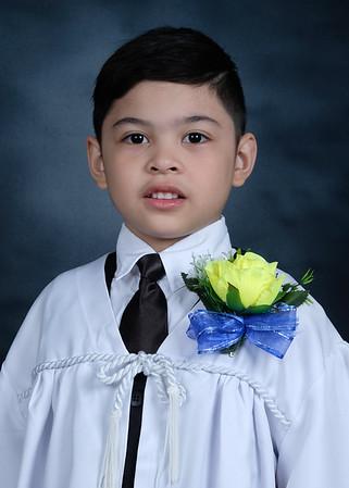 Preschool Toga w/o Hat  SY2019-2020