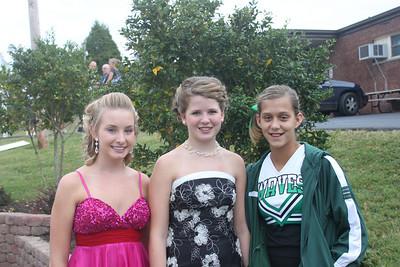 2010 Jr High 8th grade night