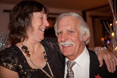 In Memory - Len & Margaret Harvey