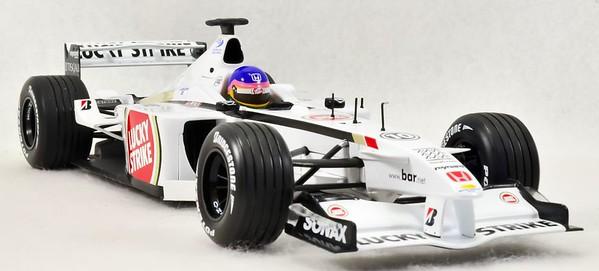 F1 - 2001 - Jacque Villeneuve