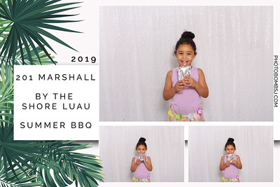 201 Marshall's By The Shore Luau
