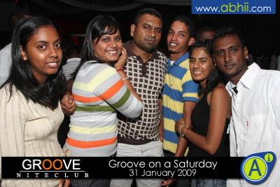 Groove - 31st January 2009