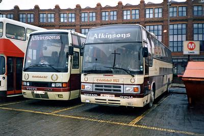 Atkinson Coaches