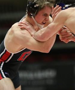 Wrestling vs Duke