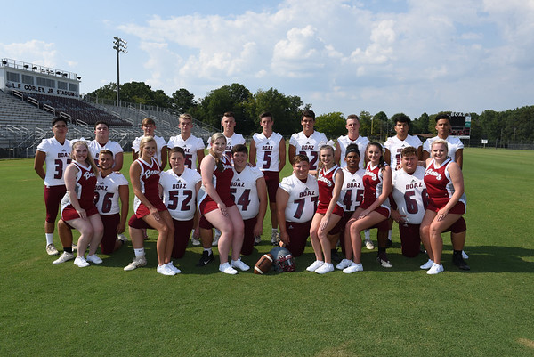 BHS Football Team Pictures