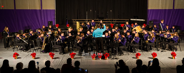 Christmas Concert, Royal Pride Band, December 8