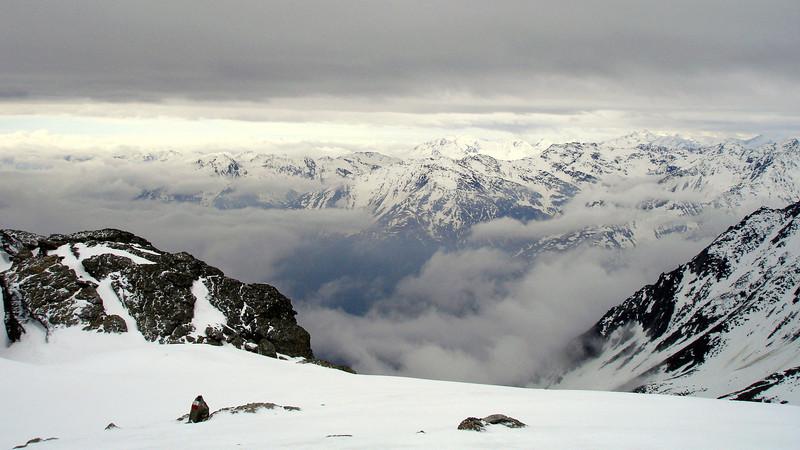 Skialpy Otztal 2006