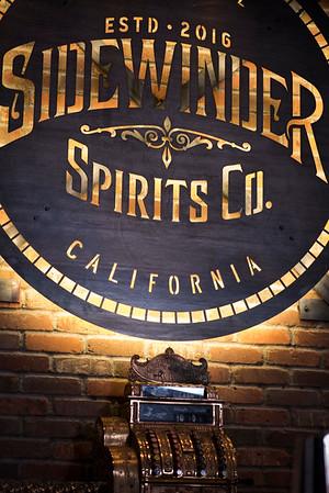 Feb 22, 2018 Sidewinder Spirits