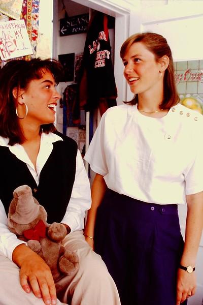 Frost, Nancy 1990 - 1992