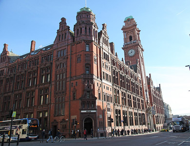 Manchester History Tour 2017