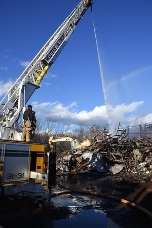 Dan Schantz Greenhouse Fire