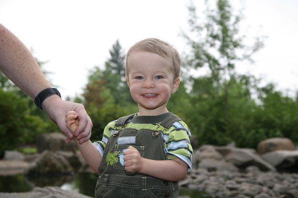 Dougy 2nd Birthday